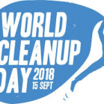 "Iniziativa ambientale ""WORLD CLEANUP DAY 2018"" – 15 Settembre"