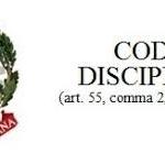 Codice disciplinare dei dipendenti del comparto Funzioni locali