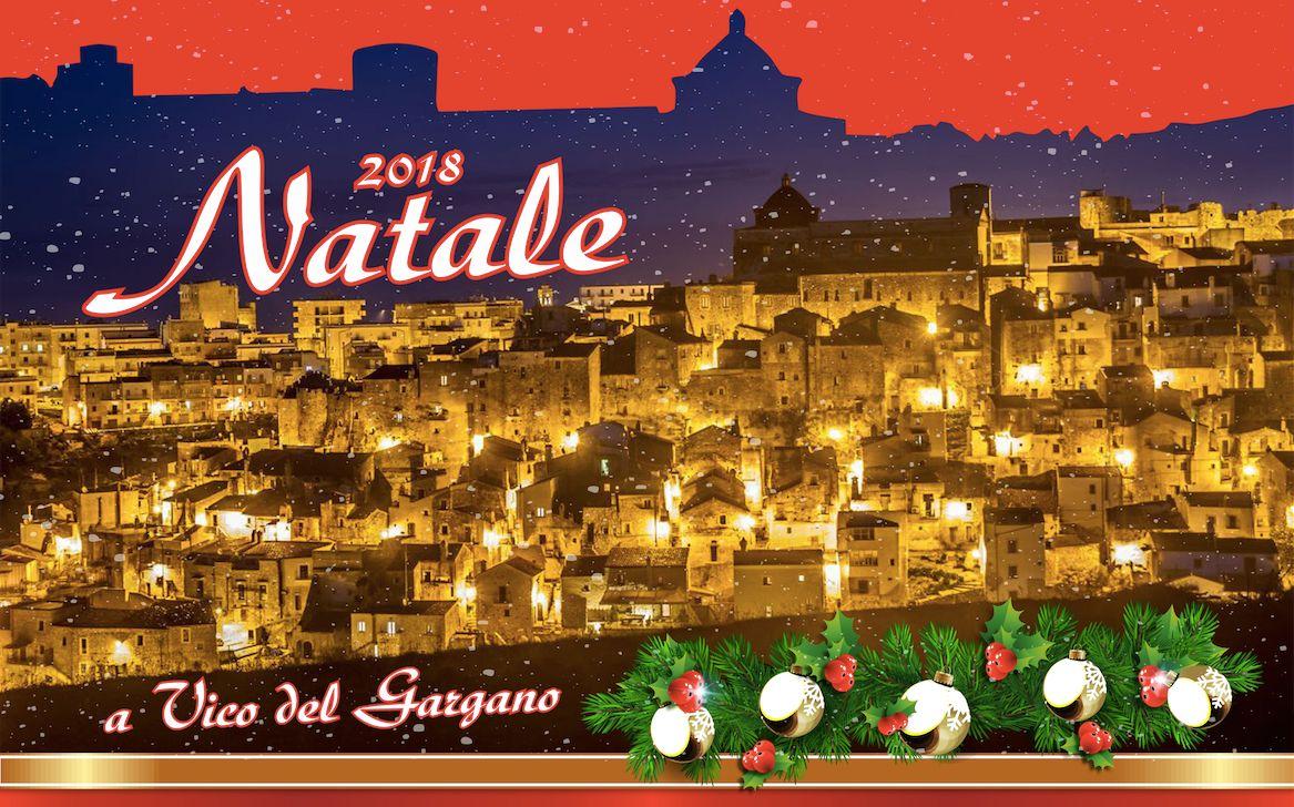 Natale a Vico: mercatini, Via dei Presepi e 30 eventi