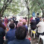 Vico, nel Parco della Rimembranza l'omaggio a chi difese il Paese