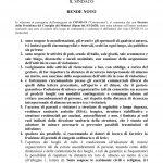 Emergenza COVID-19 DPCM 8.03.2020 - Rende noto