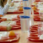 Sospeso il servizio di mensa scolastica: le famiglie saranno rimborsate