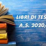 AVVISO PER LA PRESENTAZIONE DEI GIUSTIFICATIVI DI SPESA RELATIVI ALLE ISTANZE DI CONTRIBUTO LIBRI DI TESTO A.S. 2020\2021 - PROROGA TERMINI AL 10.12.2020