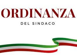 Emergenza COVID-19 Ordinanza sindacale n.109