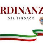 Emergenza COVID-19. Ordinanza Sindacale n. 5 /19.01.2021