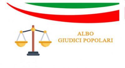 Aggiornamento degli Albi dei Giudici Popolari per le  Corti di Assise e per le Corti di Appello