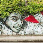 Vico, il borgo diventa una galleria d'arte en plein air